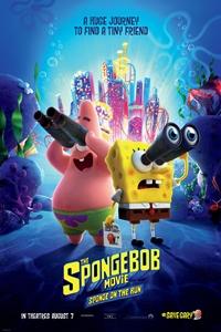 The SpongeBob Movie Sponge: On The Run